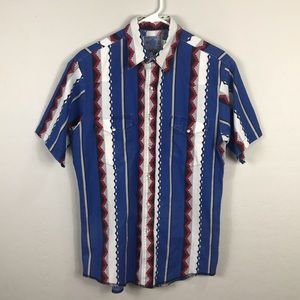Vintage American Hero Men's Medium Top